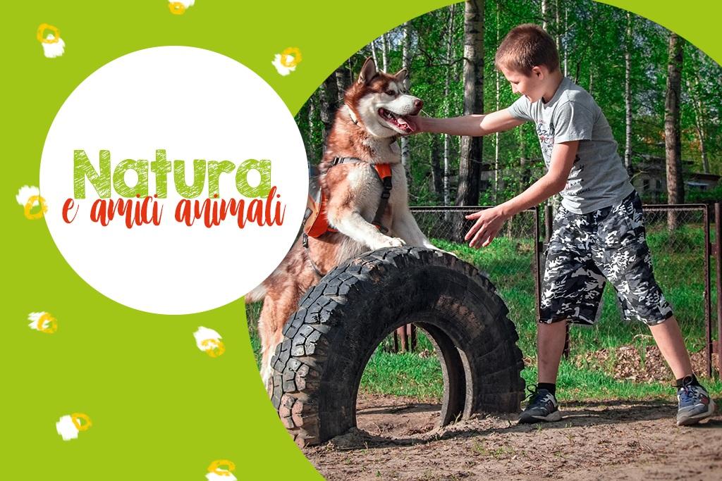 GITA IN FATTORIA… DIDATTICA! TRA NATURA, EQUITAZIONE E AGILITY DOG