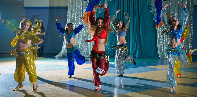 balli orientali