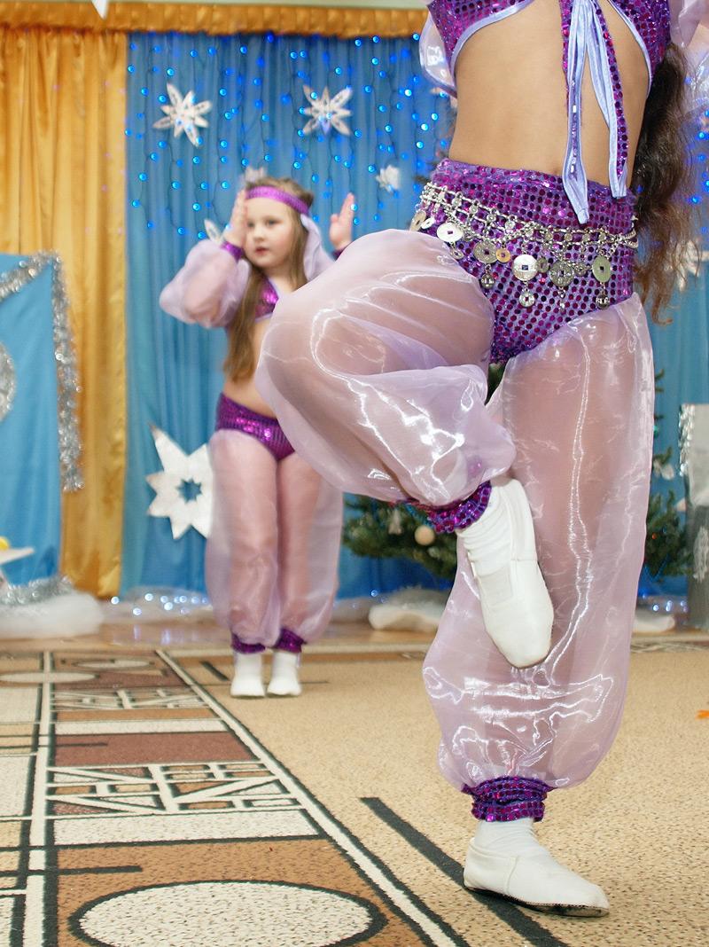 danze orientali ragazze