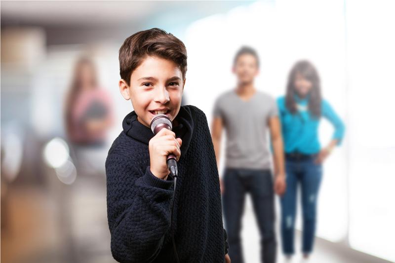 cantare in coro