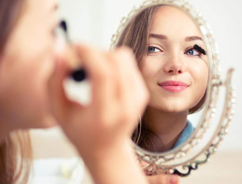 make up ragazze