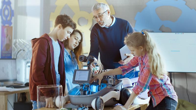 corsi di robotica