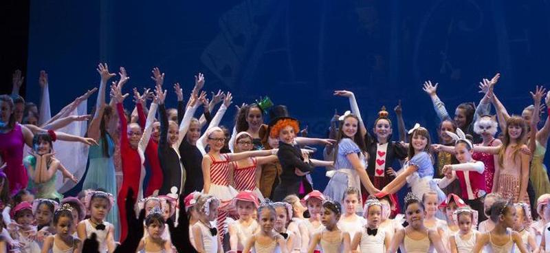 spettacolo danza alice