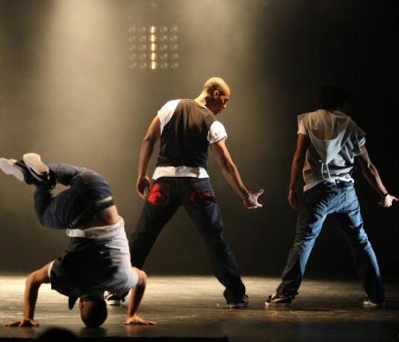 urban style dance