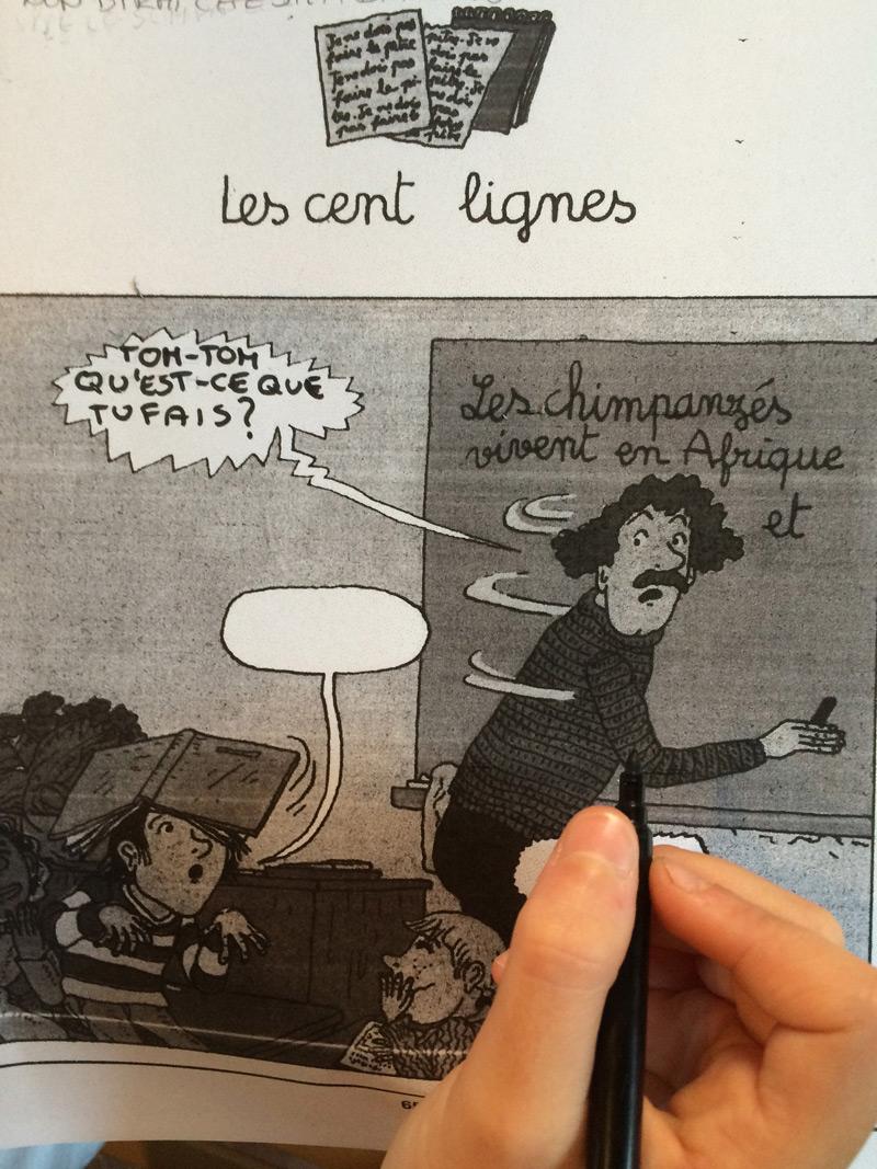 imparare il francese divertendosi