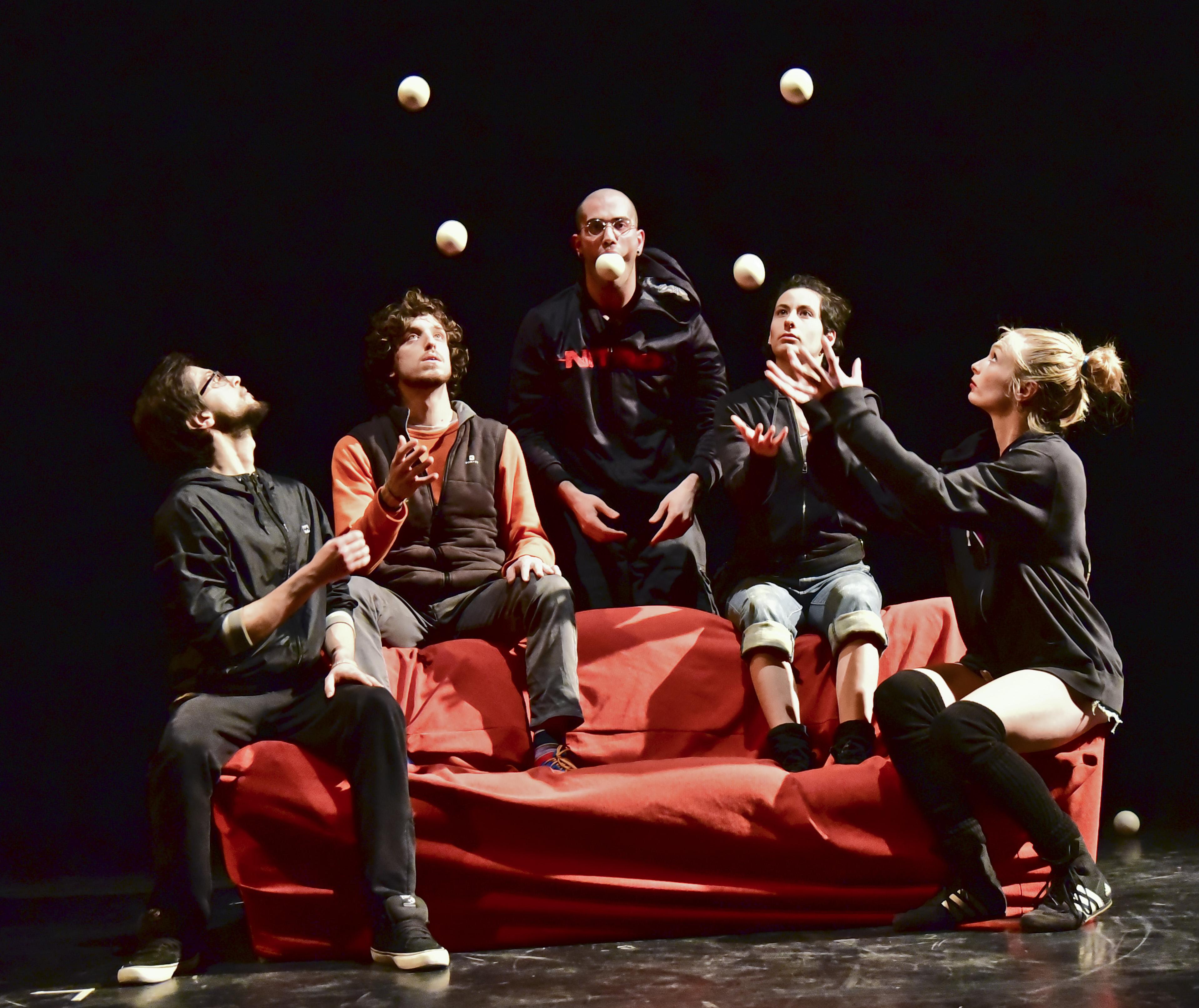 Scuola di Circo Contemporaneo