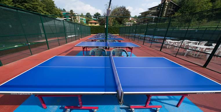 Ping Pong Oasis Torino